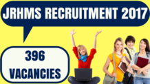 JRHMS Recruitment