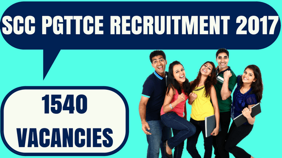 JSSC PGTTCE Recruitment