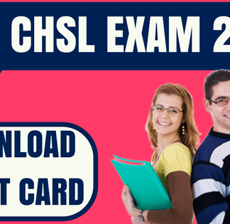 SSC CHSL Admit Card