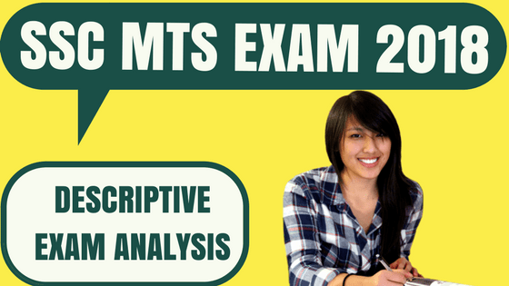 SSC MTS Tier 2 Exam Analysis