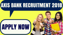 AXIS Bank Jobs