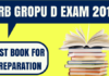 Best Books for RRB Group D Exam