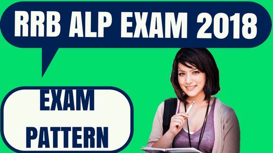 RRB ALP Exam Pattern