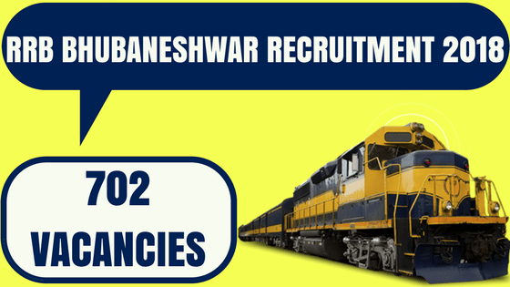 RRB Bhubaneshwar Recruitment
