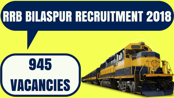 RRB Bilaspur Recruitment