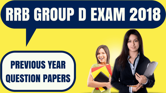 rrb group d previous year papers with answer keys in pdf