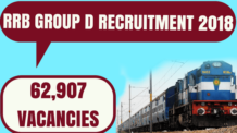 RRB Group D Notification 2018