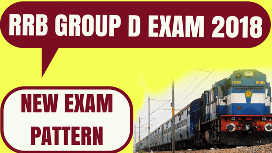 Railway Group D Exam Pattern