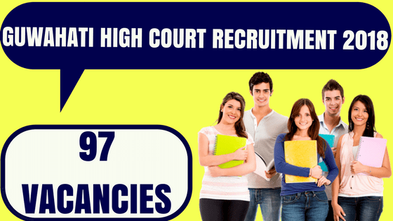 Guwahati High Court Recruitment