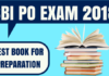 Best Books for SBI PO Exam