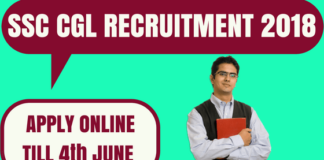 SSC CGL Recruitment