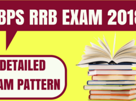IBPS RRB Exam Pattern