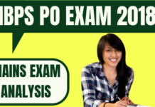 IBPS PO Mains Exam Analysis
