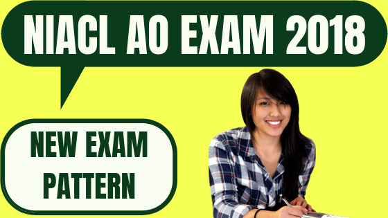 NIACL AO Exam Pattern