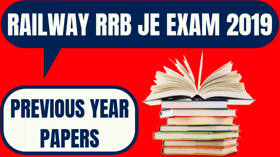 Rrb Je Previous Year Paper Last 10 Years Je Question Paper Pdf