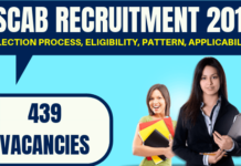 TSCAB Recruitment