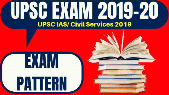 UPSC Civil Services Exam Pattern