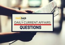 Daily Current Affairs Quiz - 19 Feb 2019