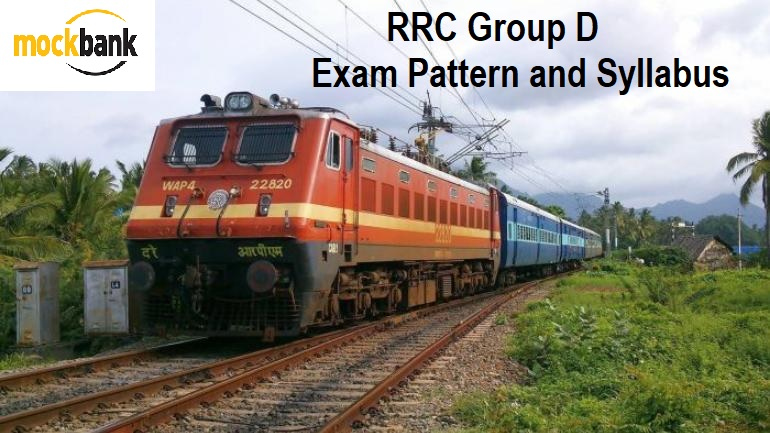 RRC Group D Exam Pattern