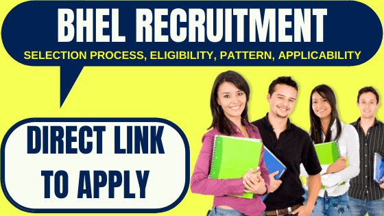 BHEL Recruitment