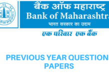 BOM Previous Year Question Papers