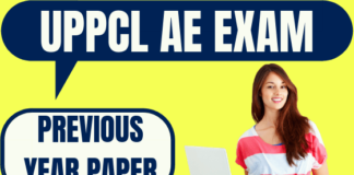 UPPCL Previous Year Paper