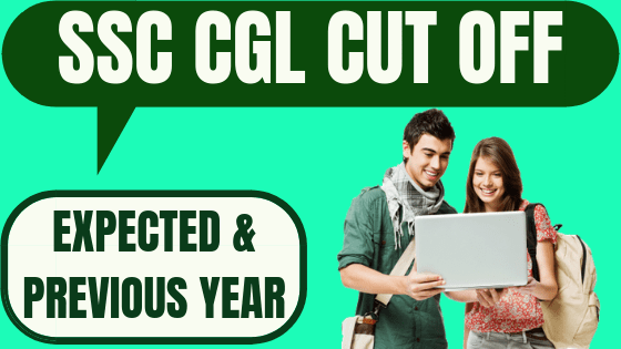 SSC CGL Cut Off