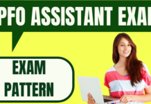 EPFO Exam Pattern