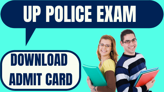 UP Police Admit Card