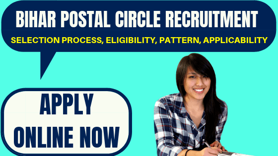 Bihar Postal Circle Recruitment