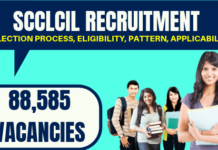 South Central Coalfields Recruitment