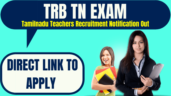 Tamilnadu Teachers Recruitment
