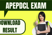 APEPDCL Result