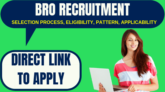 BRO Recruitment