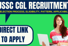 JSSC CGL Recruitment