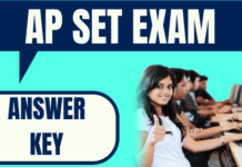 APSET Answer Key