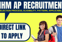 NHM AP Recruitment