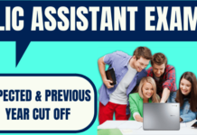 LIC Assistant Cut Off