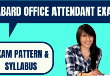 NABARD Office Attendant Exam Pattern and Syllabus