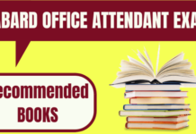 NABARD Office Attendant Books