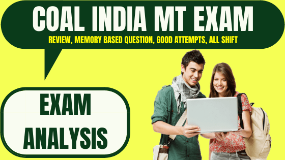 CIL MT Exam Analysis for EE