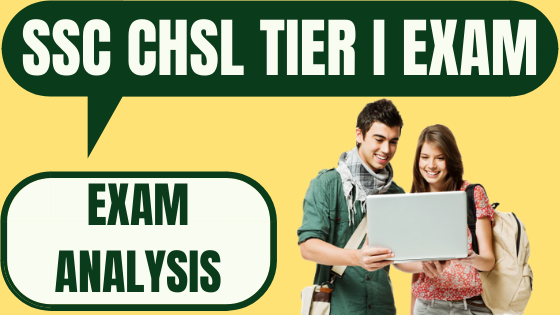 SSC CHSL Exam Analysis 18th March 2020