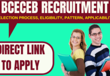 BCECEB Recruitment
