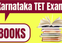 Best Books for Karnataka TET