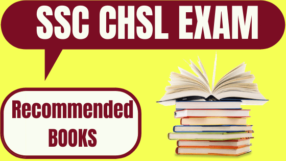 SSC CHSL Books