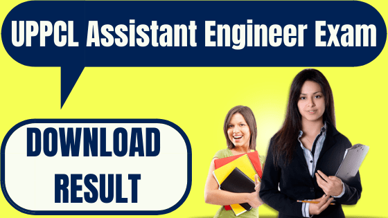 UPPCL Assistant Engineer Result