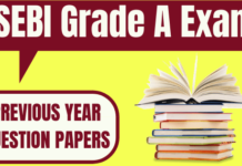 SEBI Grade A Previous Year Questions Papers