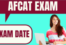AFCAT Exam Dates