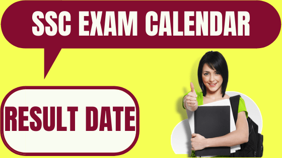 SSC Result Date