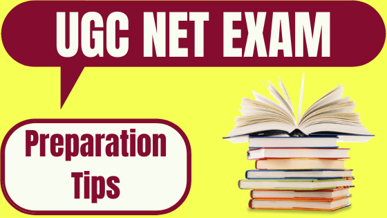 UGC NET Preparation Tips